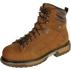 Men's Iron Clad Waterproof Lace to Toe Work Boot