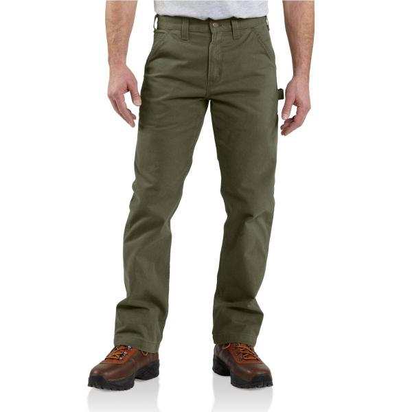 Carhartt Men's Washed Twill Dungaree - Relaxed Fit