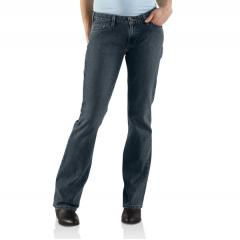 Women's Curvy-Fit Jean