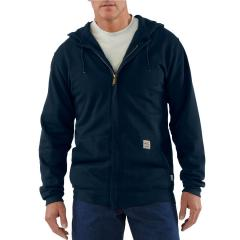 Men's Flame-Resistant Heavyweight Zip-Front Sweatshirt