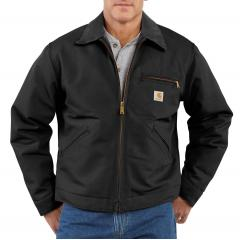 Carhartt Men's Duck Detroit Jacket - Blanket Lined