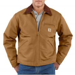 Men's Duck Detroit Jacket - Blanket Lined