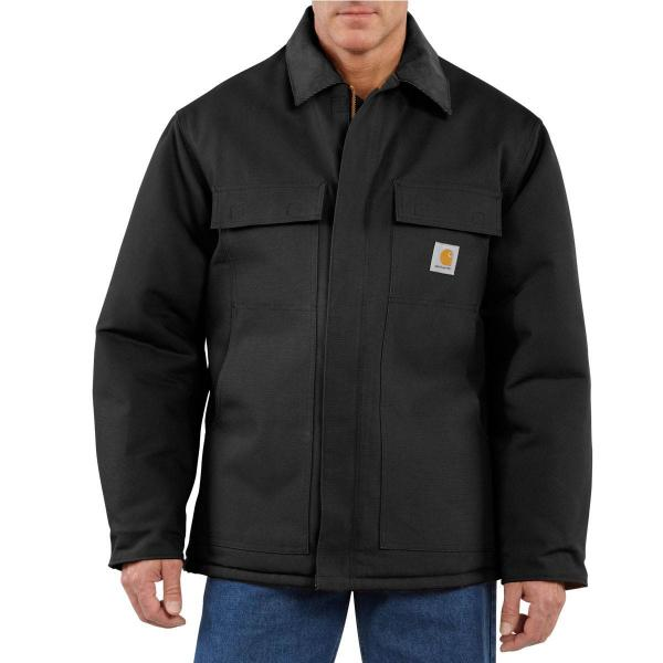Carhartt Duck Traditional Coat - Arctic-Quilt Lined