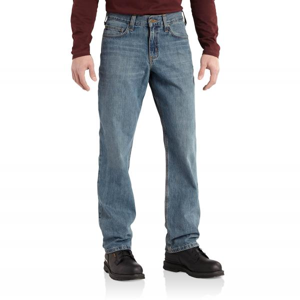 Carhartt Men's Relaxed Straight Jean