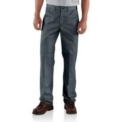 Men's Twill Double-Front Work Pant