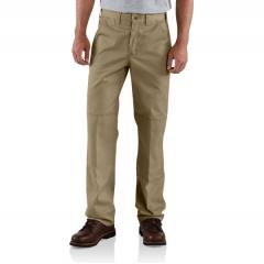 Carhartt Men's Twill Double-Front Work Pant
