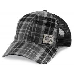 Series 1889 Plaid Mesh Cap - Discontinued