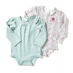 Infant Girls' Double Up Bodyshirts