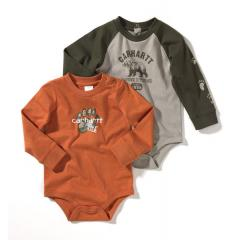 Infant Boys' Double Up Bodyshirt