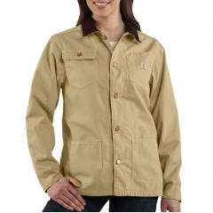 Women's Chore Coat - Flannel Lined Closeout Pricing