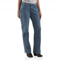 Women's Relaxed-Fit Carpenter Jean