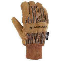 Men's Suede Work Glove - Knit Cuff