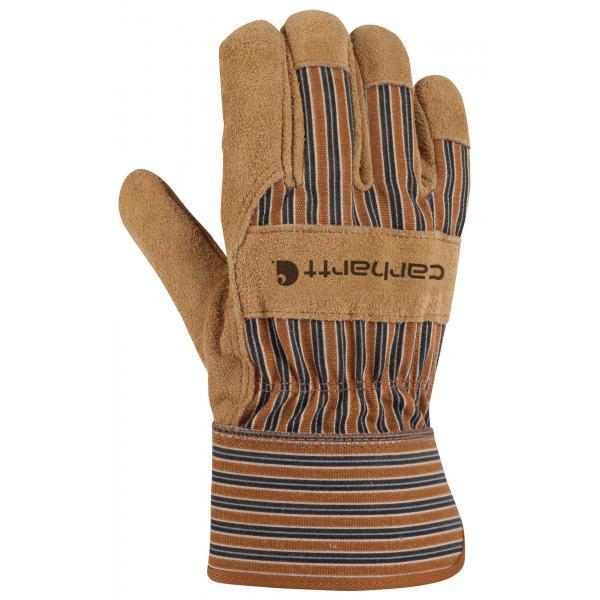 Carhartt Men's Suede Work Glove - Safety Cuff
