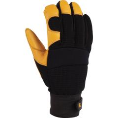 Men's Lined Deerskin Work Glove