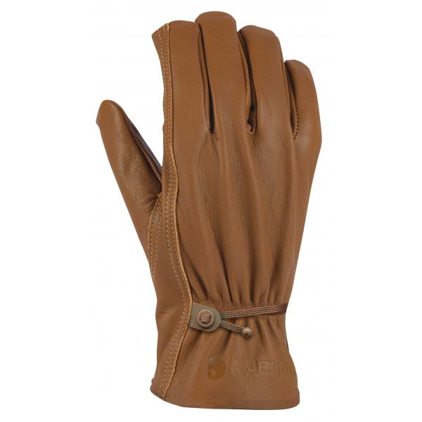 Carhartt Men's Leather Driver Glove