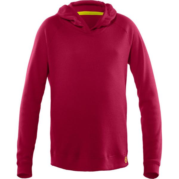 Under Armour Girls' UA Catalyst Waffle Hoody