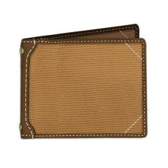 Canvas Passcase Wallet
