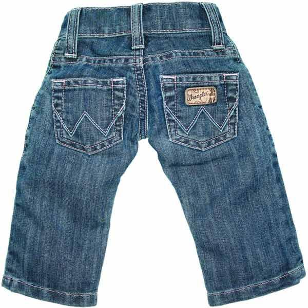 Wrangler Kids' Infant Jean