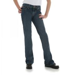 Wrangler Girls' Cash Ultimate Riding Jean 7-14