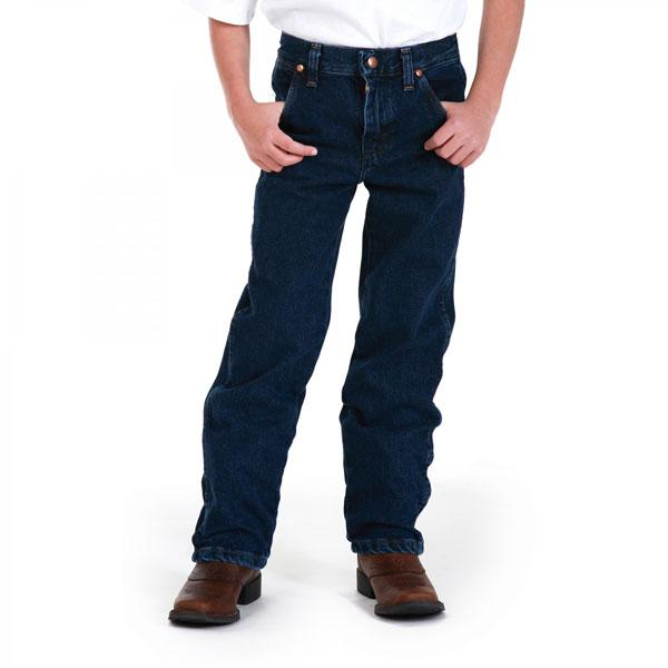 Wrangler Boys' Cowboy Cut Original Fit 1-7
