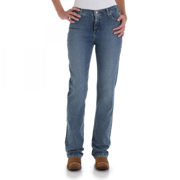 Wrangler Women's As Real As Wrangler Classic Fit Jean