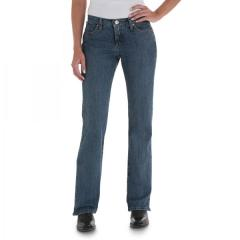 Wrangler Women's Cowgirl Cut Jean Western Ultimate Riding Jean