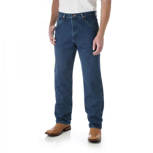 Wrangler Men's Cowboy Cut Relaxed Fit