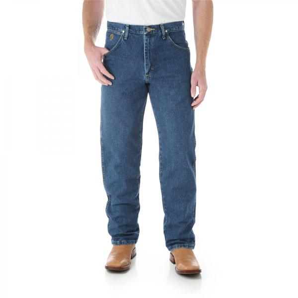 Wrangler Men's George Strait Cowboy Cut Relaxed