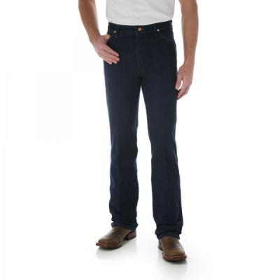 Wrangler Men's Cowboy Cut Stretch Regular Fit