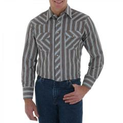 Men's Big and Tall Sport Western Shirt