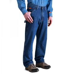 Wrangler Men's Riggs Workwear Pants Flame Resistant Carpenter Jean
