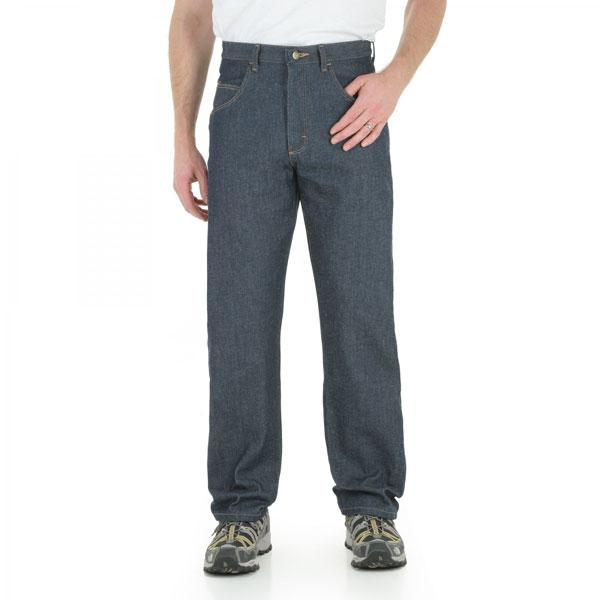 Wrangler Men's Rugged Wear Relaxed Fit Jeans