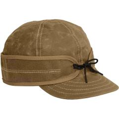 Men's Waxed Cotton Cap
