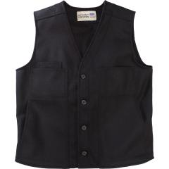 Men's Button Vest