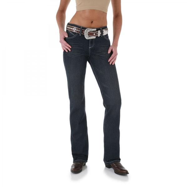 Wrangler Women's Western Ultimate Riding Jean