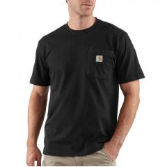 Carhartt Men's Contractor's Work Pocket Short-Sleeve T-Shirt
