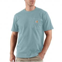 Men's Contractor's Work Pocket Short-Sleeve T-Shirt