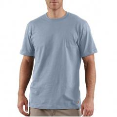 Men's Ring-Spun Non-Pocket Short-Sleeve T-Shirt