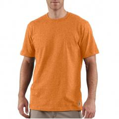 Carhartt Men's Ring-Spun Non-Pocket Short-Sleeve T-Shirt