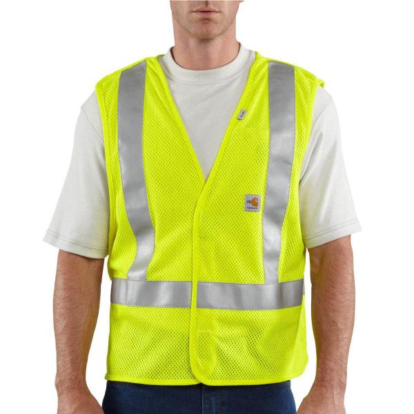 Carhartt Flame-Resistant High-Visability 5-Point Breakaway Vest