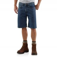 Men's Five-Pocket Denim Short - 10.5 Inch Inseam Discontinued Pricing