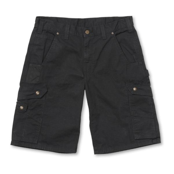 Carhartt Men's Ripstop Cargo Work Short - 11 Inch Inseam