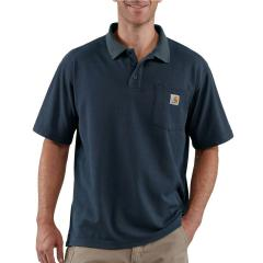 Men's Contractor's Work Pocket Polo