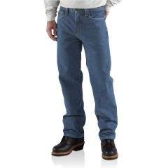 Carhartt Men's Flame-Resistant Utility Jean - Relaxed Fit