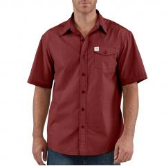 Lightweight Casual Short-Sleeve Shirt