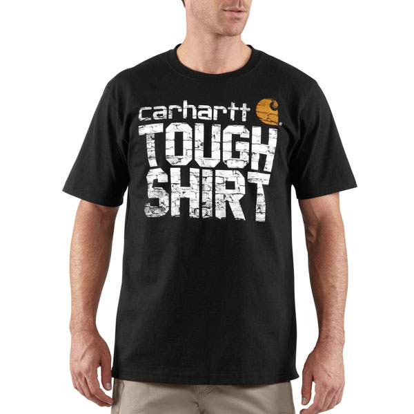 Carhartt Men's Tough Shirt Short Sleeve T Shirt Discontinued Pricing