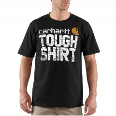 Carhartt Men's Tough Shirt Short-Sleeve T-Shirt