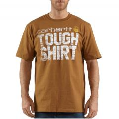 Men's Tough Shirt Short-Sleeve T-Shirt