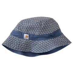 Women's Reversible Poplin Bucket Hat Closeout Pricing