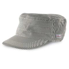 Women's Poplin Conductor Cap Closeout Pricing